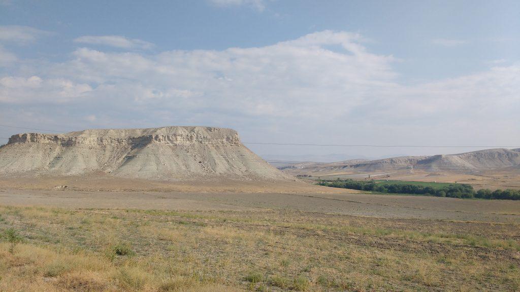 Plateau Turquie