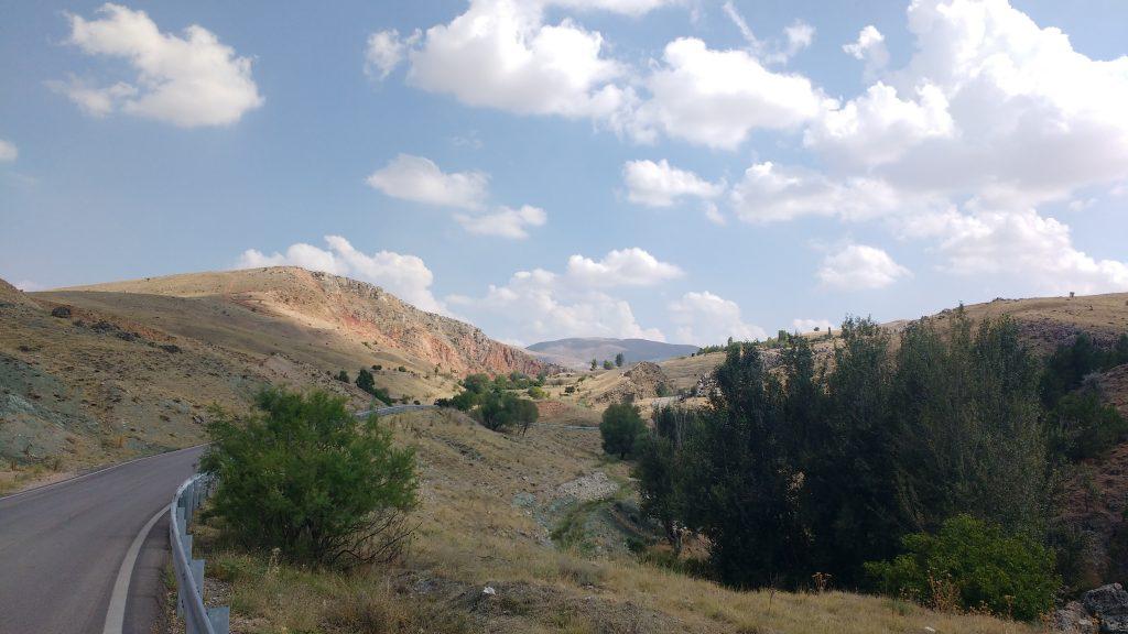 Vallée perdue en Turquie