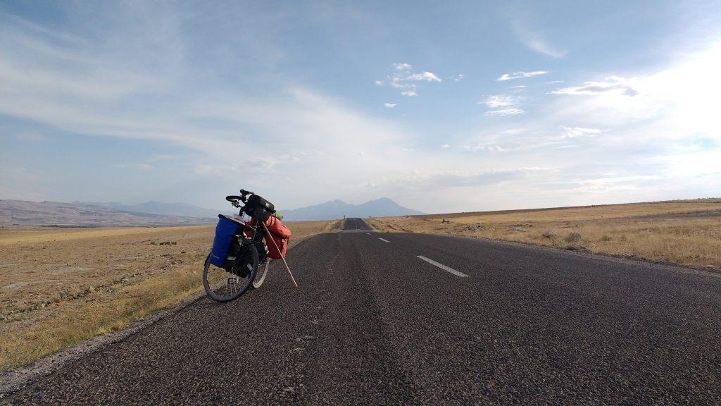 En route vers la Cappadoce