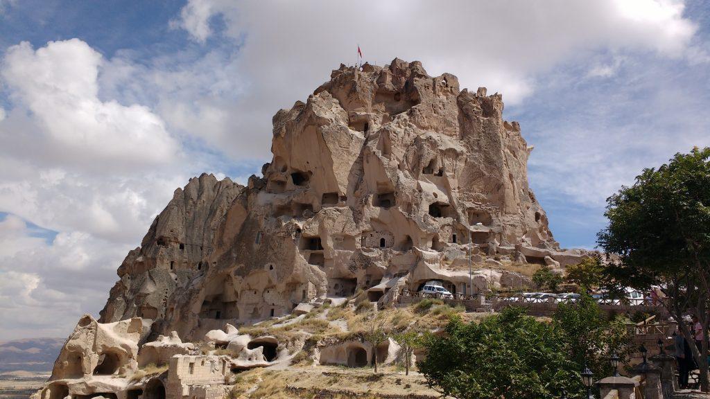 Château d'Uchisar
