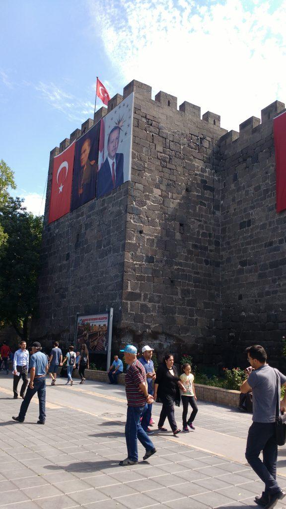 Fortifications de Kayseri