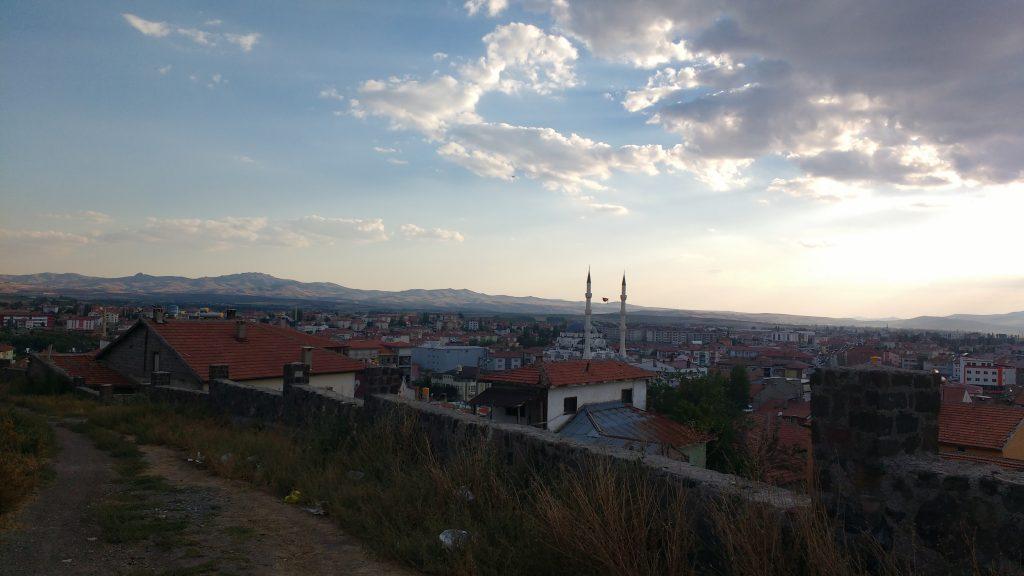 Vue sur la ville de Sarkisla