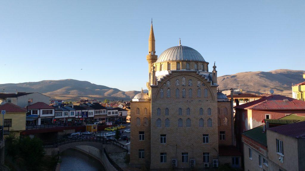 La mosquée principale de Kelkit