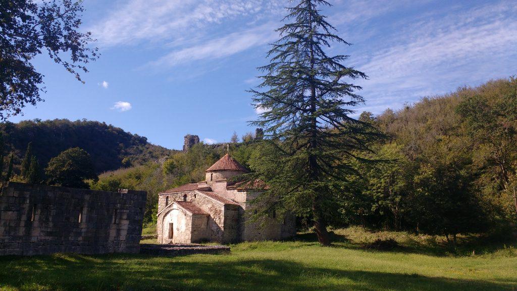 Église du 6ème siècle