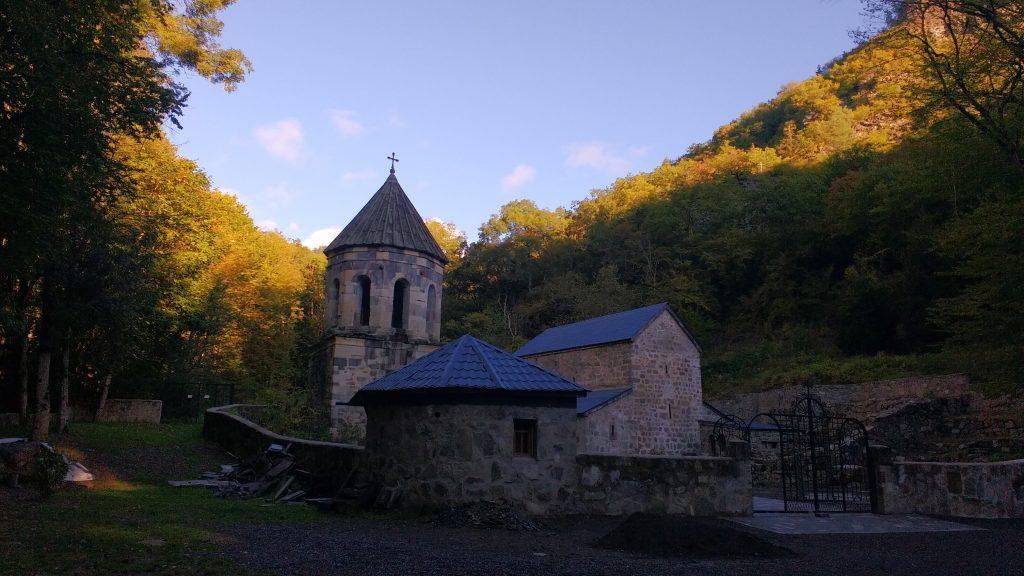 Monastère Vert