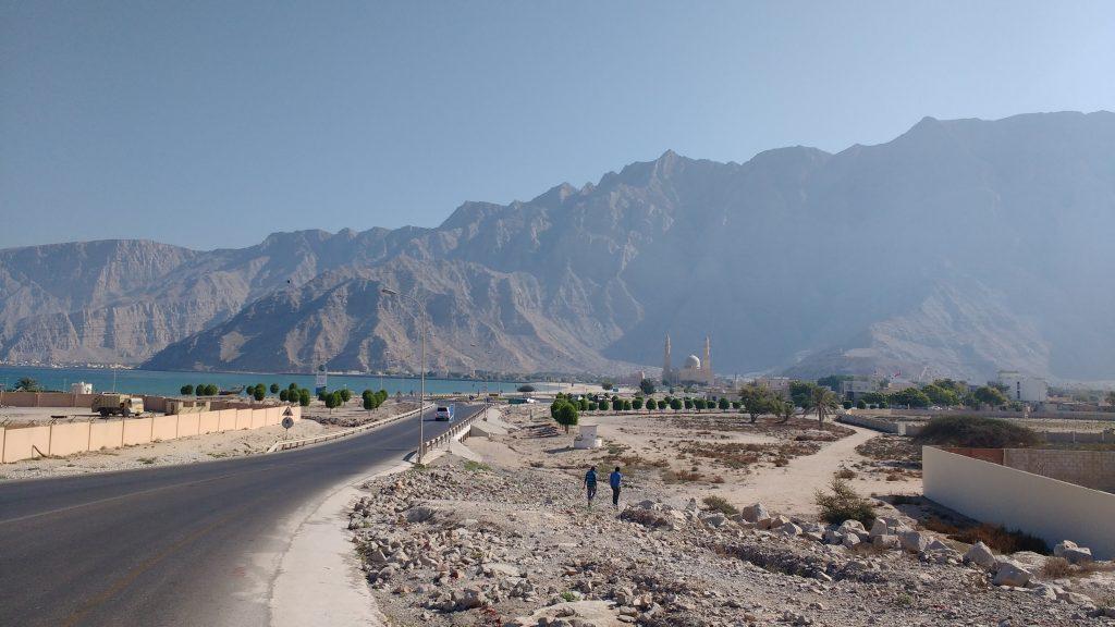 Premier aperçu d'Oman