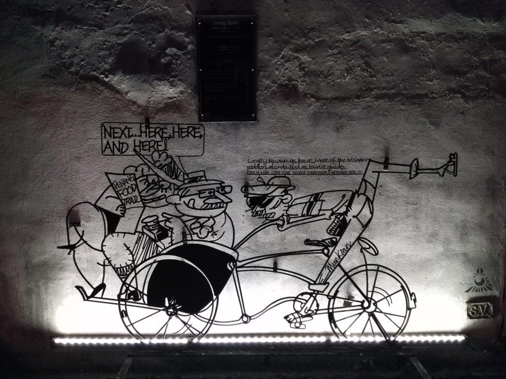 """""""Art de rue"""" à Georgetown"""