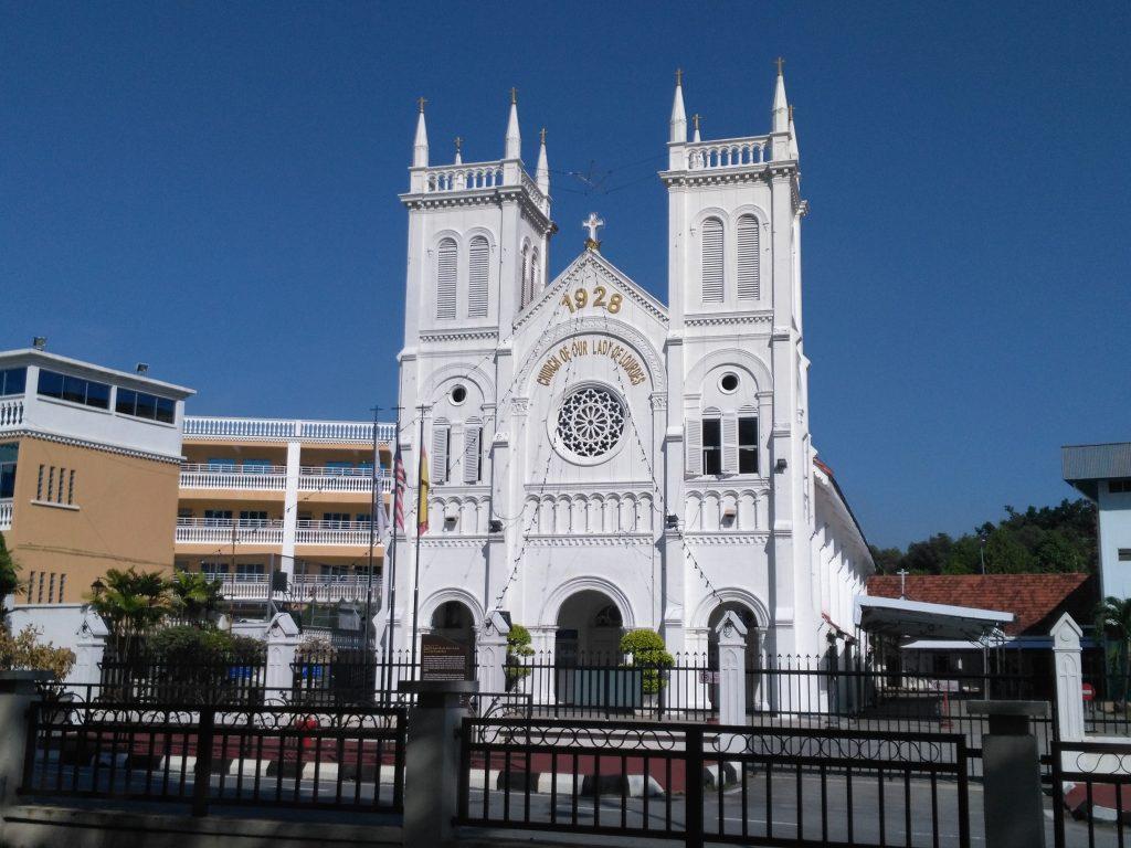 Notre-Dame de Lourdes, si si, celle de Malaisie