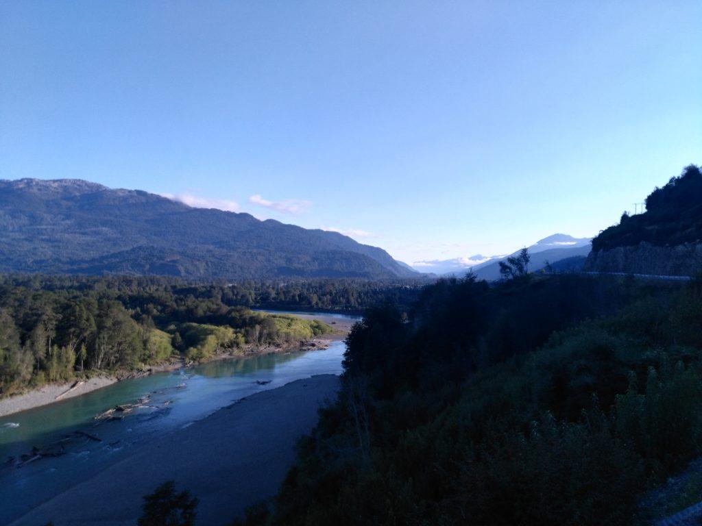 La vallée du Rio Frio